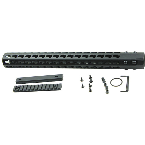 "15"" Free Float Handguard"