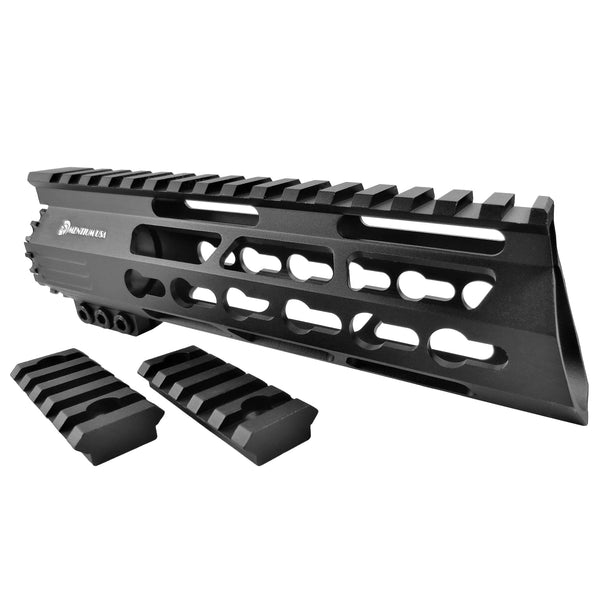"07"" Shark Series - Ultra Light Keymod Free Float Handguard"