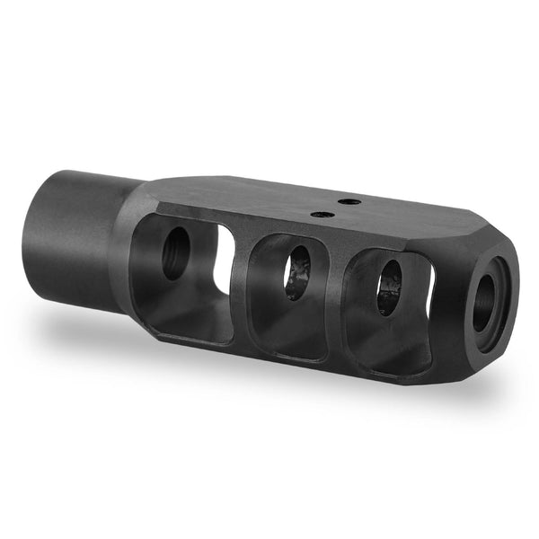 Heavy-Duty Muzzle Brake for .308-BS07-2