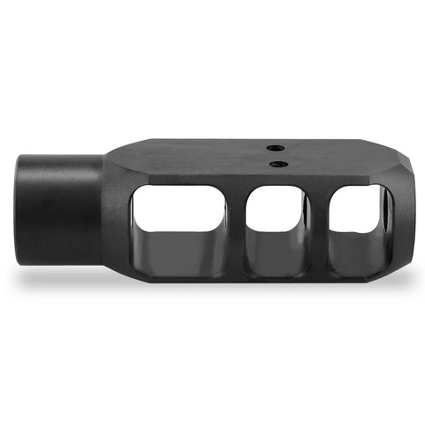 Heavy-Duty Muzzle Brake for .223 5.56 1/2x28tpi Thread-BS07-1