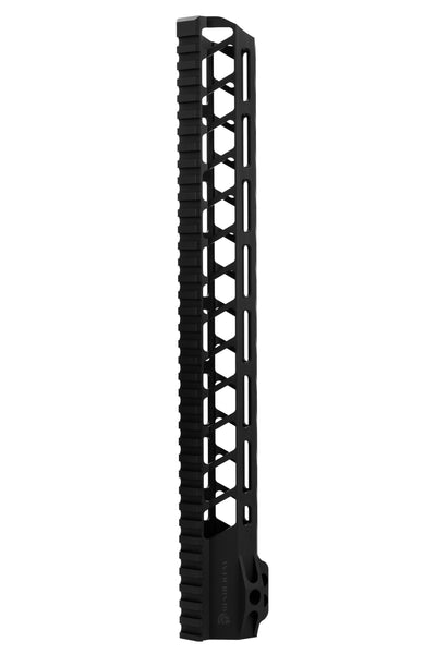 "15"" Alpha One AR-15 M-Lok Free Float Rail Handguard-HGML02"