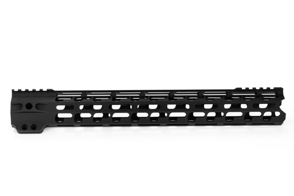 "15"" Alpha One AR-15 M-Lok Free Float Rail Handguard-HGML03"