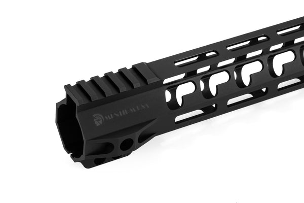 "17"" Alpha One AR-15 M-Lok Free Float Rail Handguard-HGML03"
