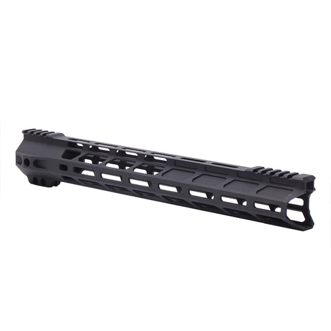 "13.5"" Alpha One AR-15 M-Lok Free Float Rail Handguard-HGML05"