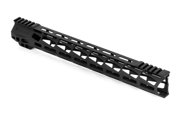 "15"" Alpha One AR-15 M-Lok Free Float Rail Handguard-HGML06"
