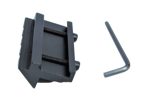 45 Degree Picatinny Rail Tactical Mount C33