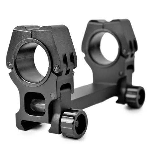 "AR15 M4 30mm / 1""  Scope Mount with Level Bubble QD70"