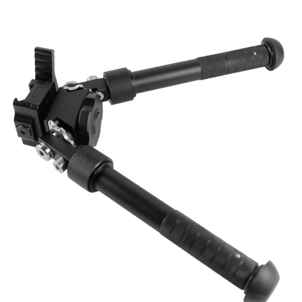 360 Degree Swivel Quick Release Tactical Bipod V8