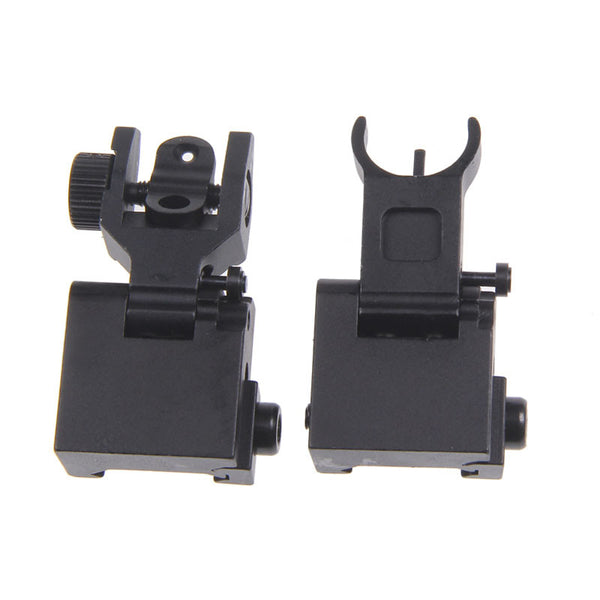 Mil Spec Flip Up Iron Rear/Front Sight Mount Set FR06