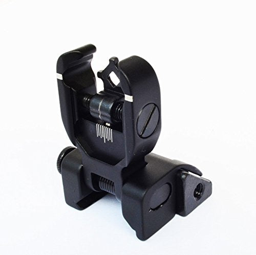 Mil Spec Micro Flip Up Backup Sights Mount Set - FR20
