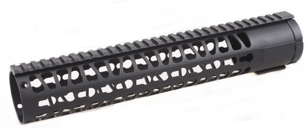 "12"" Super Light Keymod Free Float Handguard L223"