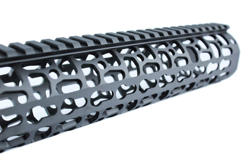 "15"" Phantom Series Keymod Free Float Handguard"