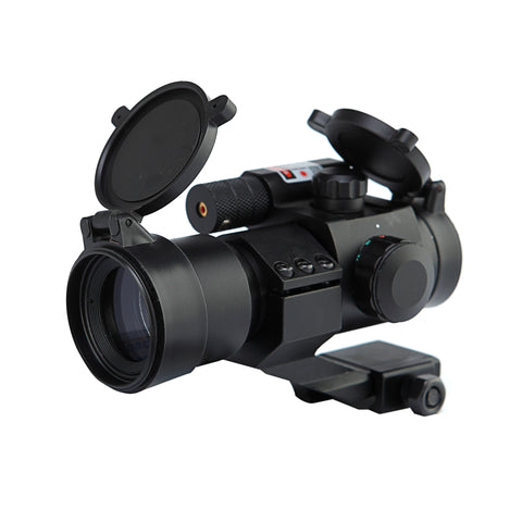 Red Green Dot Sight Laser Combo