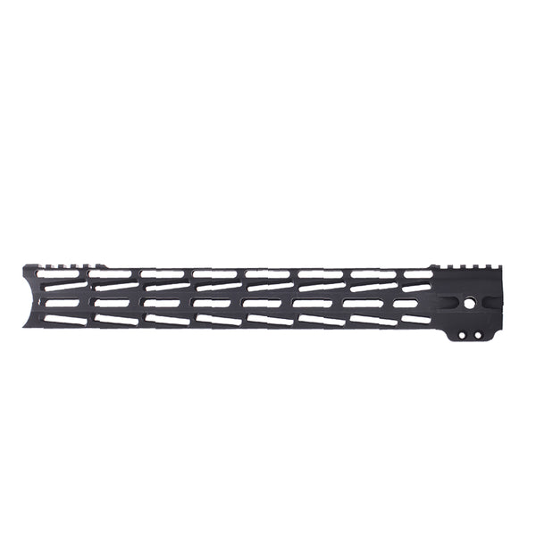 "12"" Alpha One AR-15 M-Lok Free Float Rail Handguard-HGML06"