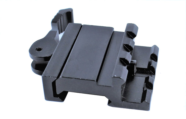 Quick Release 45 Degree Picatinny Rail Tactical Mount QD03