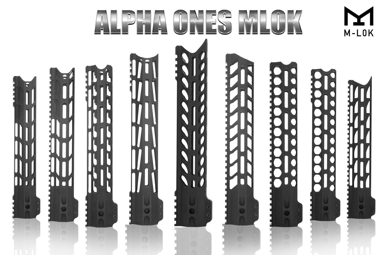 Alpha One Mlok Handguard