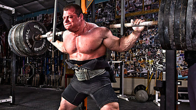 Advanced Power-lifting Techniques (Part 1) The Squat -Rickey Dale Crain