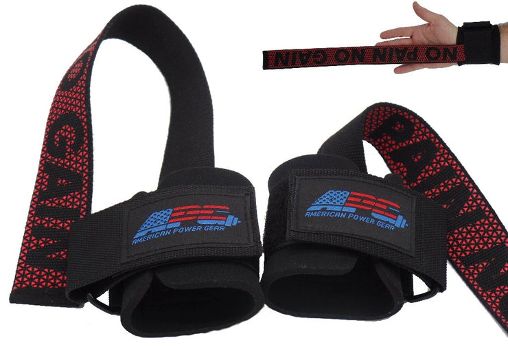 Power Gear Lifting Straps/Wraps