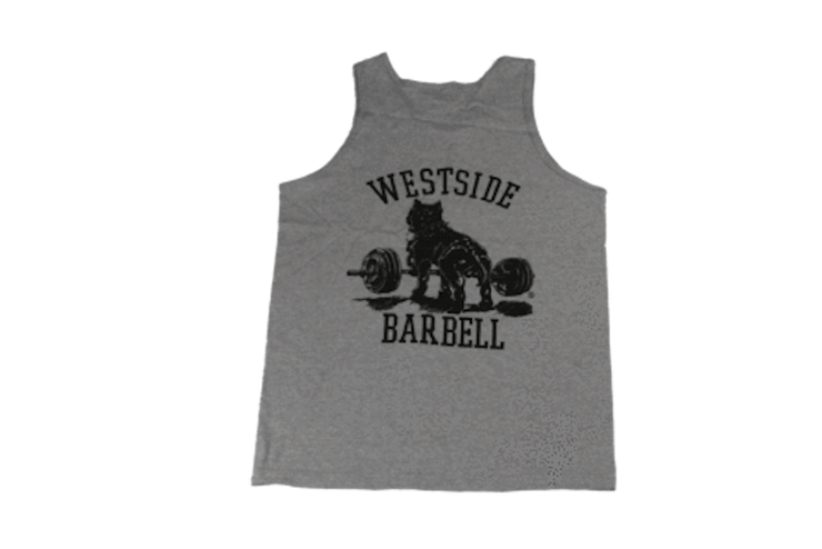 Westside Barbell Nitro Tank Top