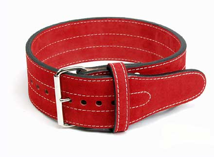 INZER Forever 1-Prong Buckle Belt 10mm