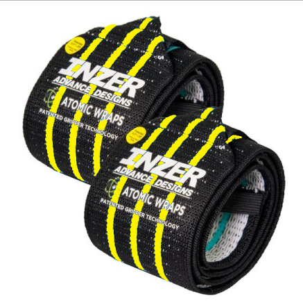 Inzer Atomic Wrist Wraps