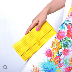 Yellow clutch