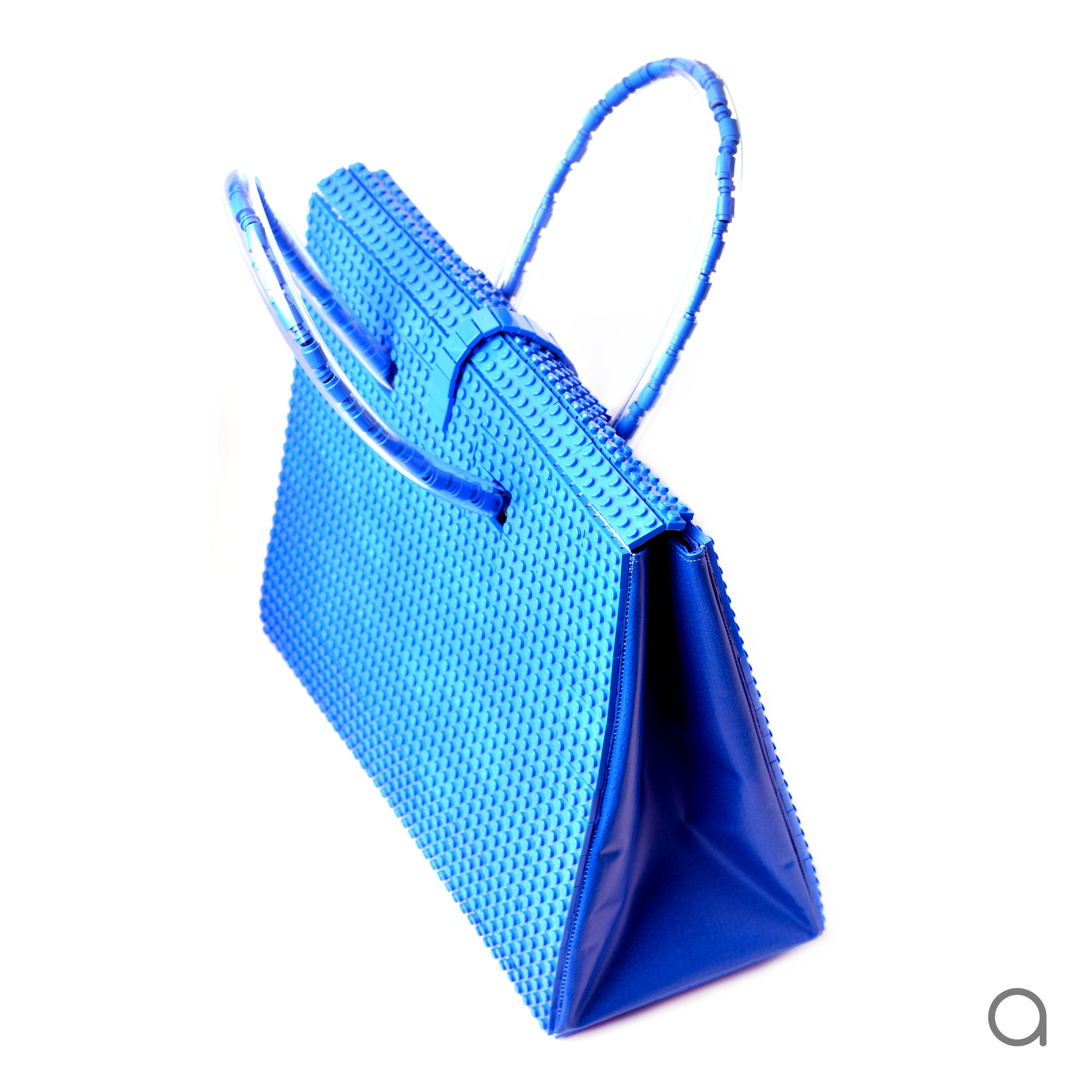 BRICK BAG 32 - blue