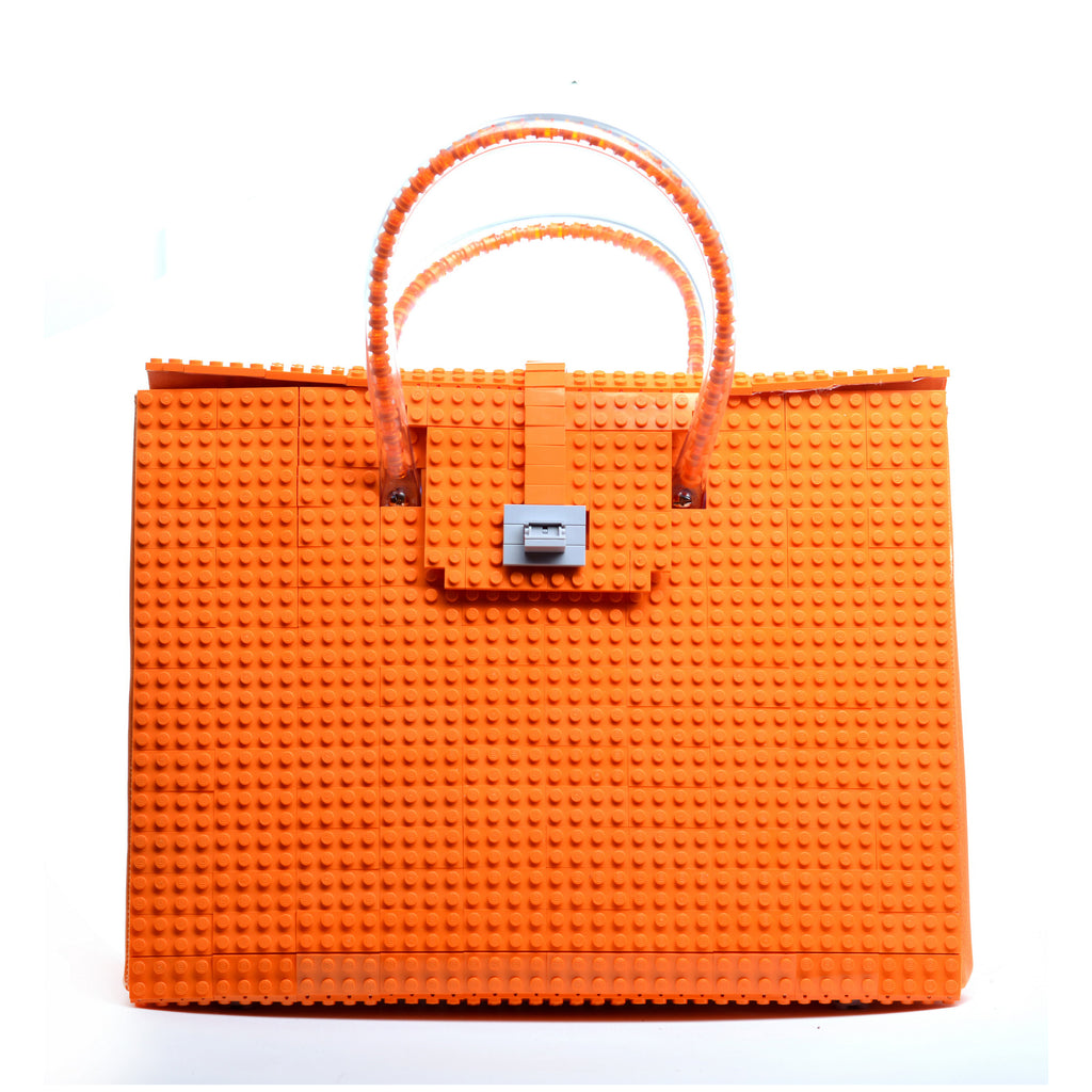 BRICK BAG 32 - orange