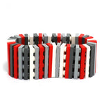 ALICANTE stripes bracelet