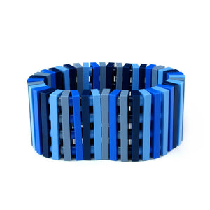 GENOA stripes bracelet