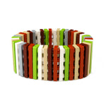 LISBOA stripes bracelet