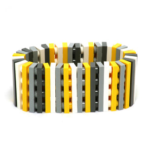 MARBELLA stripes bracelet
