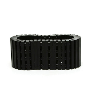 black stripes bracelet