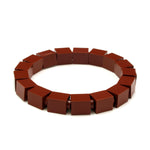 brown slim bracelet