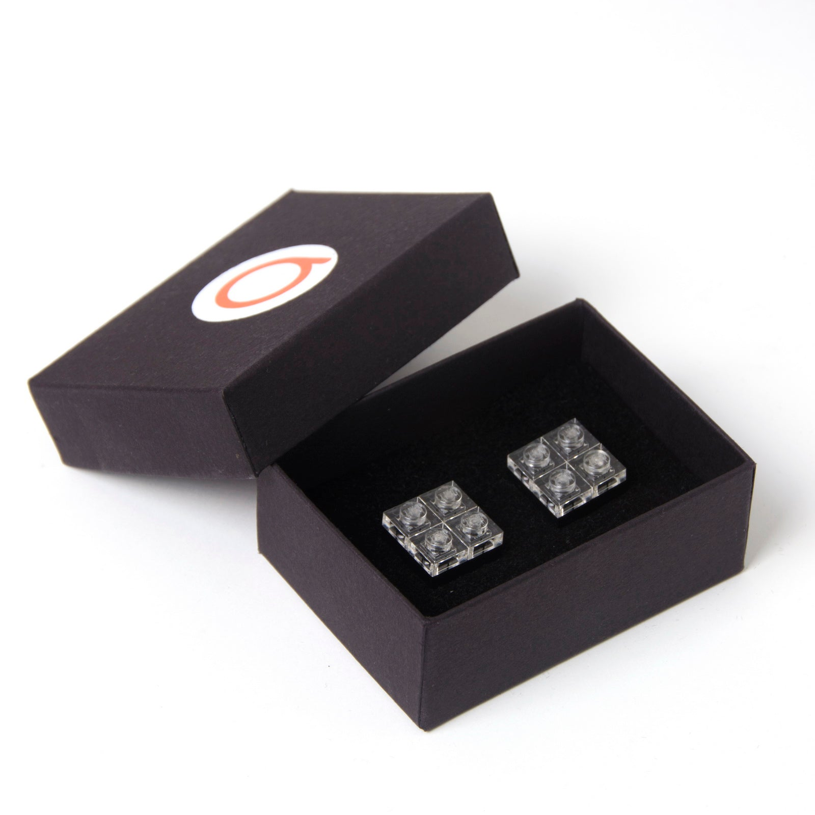 black diamonds cufflinks