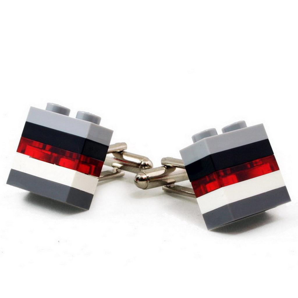 OSAKA striped cufflinks