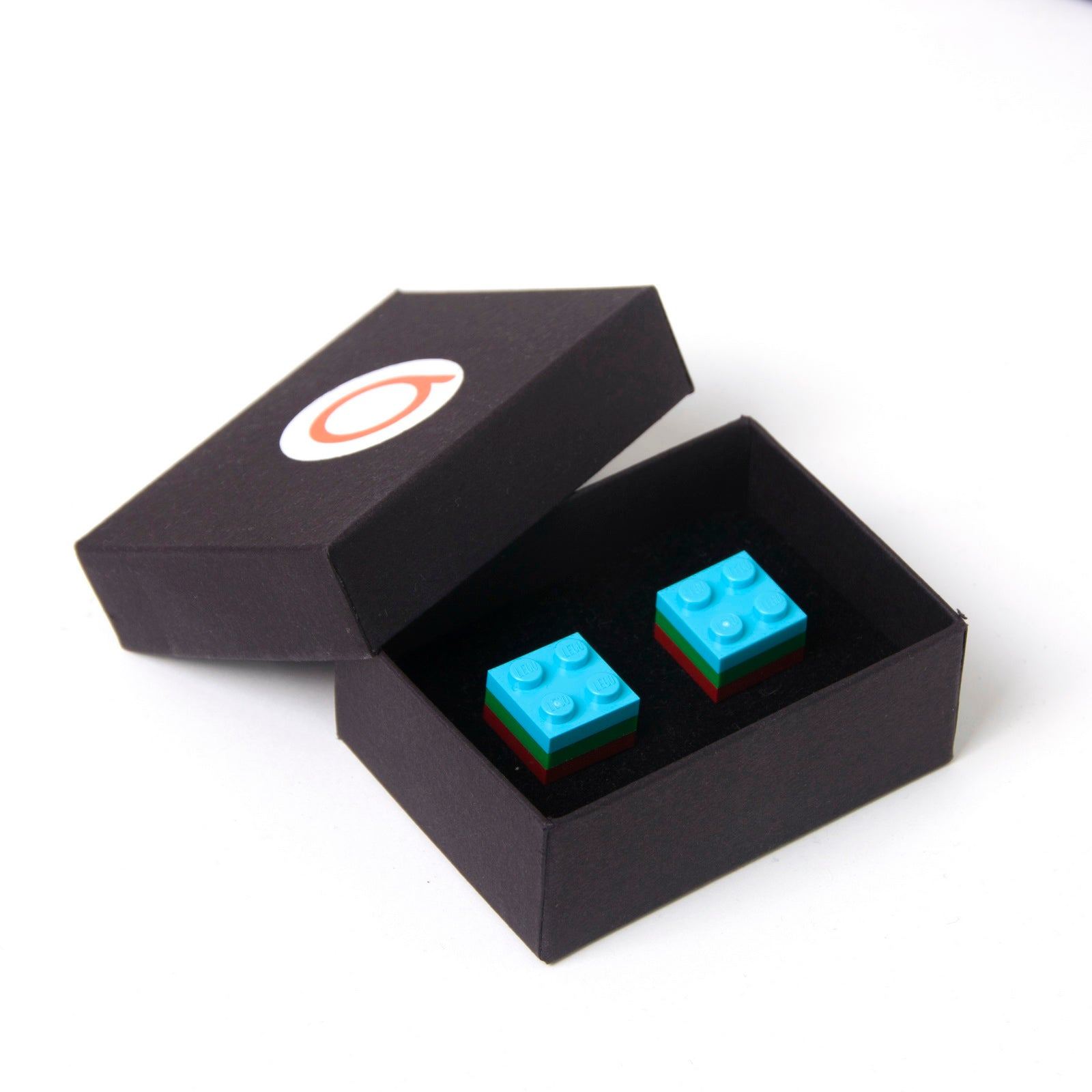 ADELAIDE tricolor cufflinks