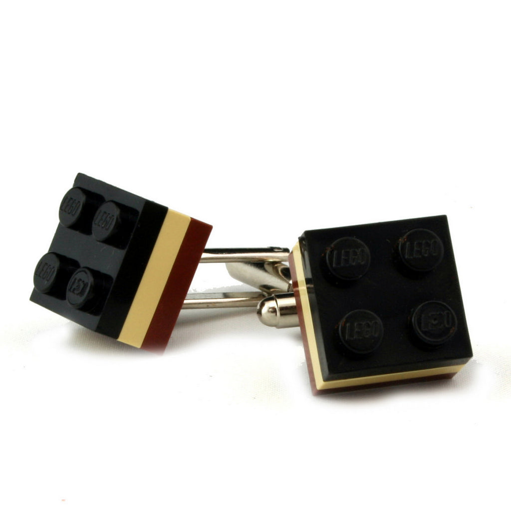 EDINBURGH tricolor cufflinks