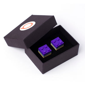 MUNICH tricolor cufflinks