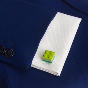 NEW YORK tricolor cufflinks