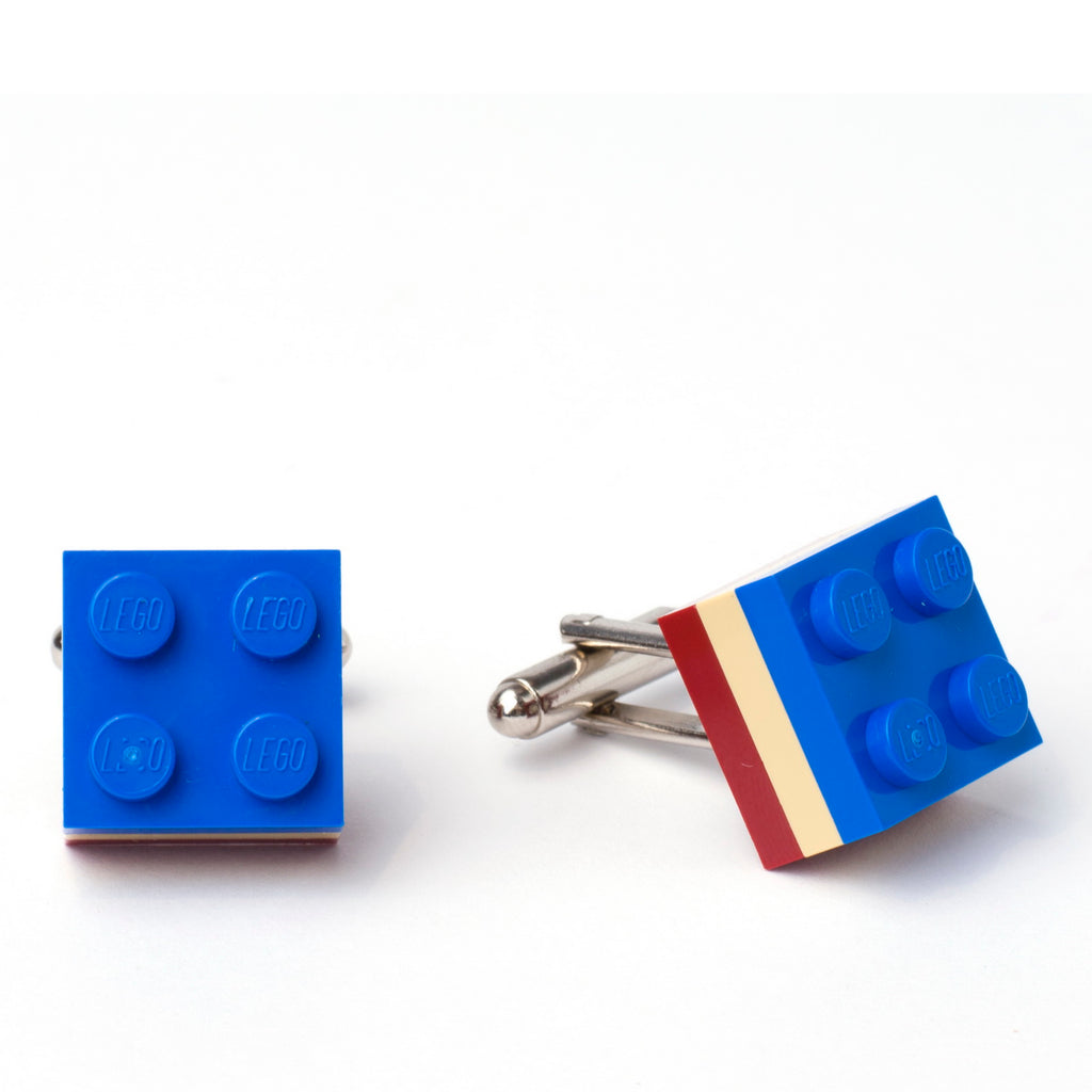 PERTH tricolor cufflinks