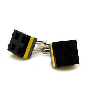 SINGAPORE tricolor cufflinks
