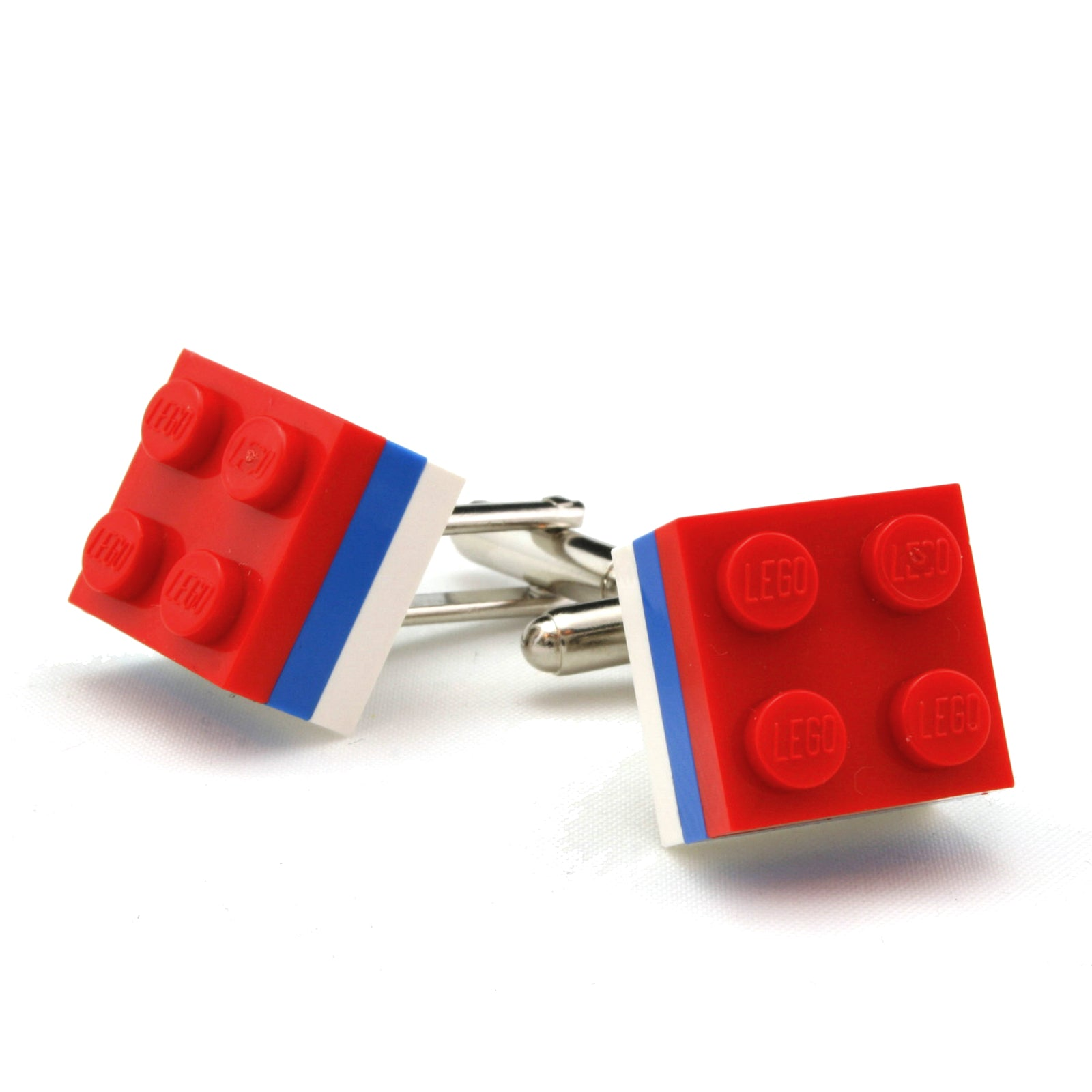 WASHINGTON tricolor cufflinks
