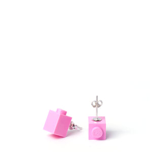 light pink brick studs