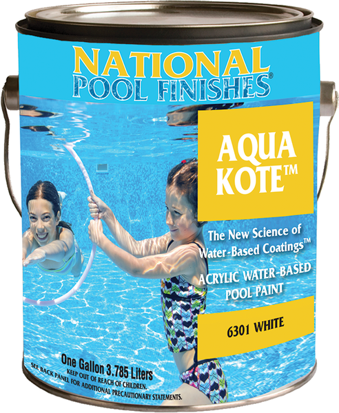 Aqua Kote – the Pool Paint that Meets all your Needs