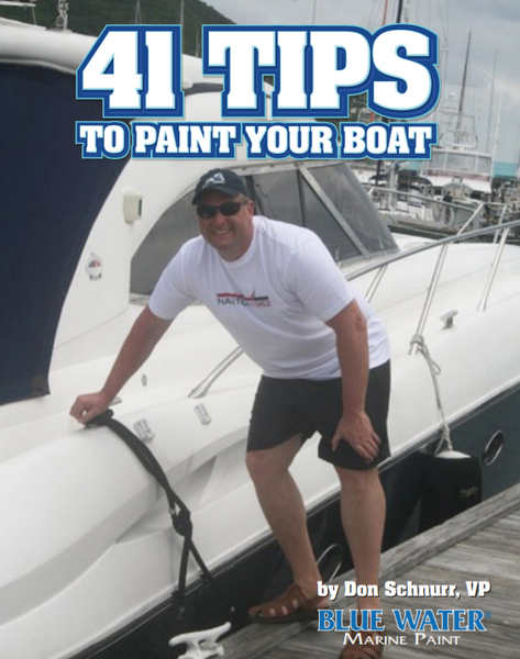 41 Tips To Paint Your Boat