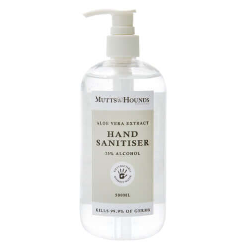 Aloe Vera Hand Sanitiser <br><b>(Buy 1 Get Another Free on this item!)