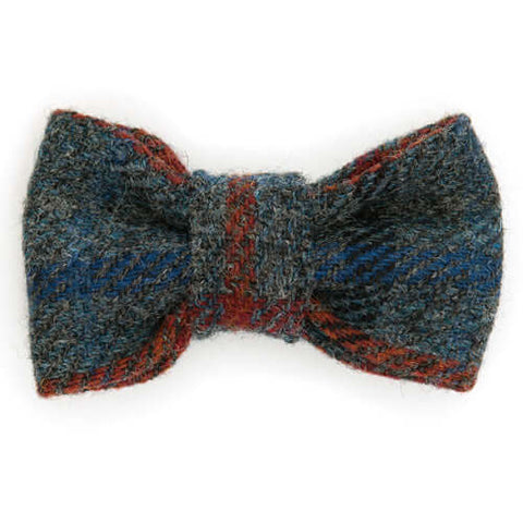 Tytherton Tweed Dog Bow Tie