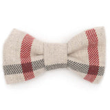 Nottingham Check Bow Tie