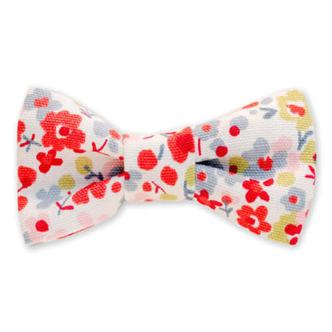 Posie Cotton Dog Bow Tie
